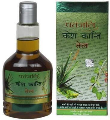 Patanjali Kesh Kanti Hair Oil (300ML)