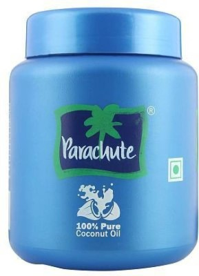 Parachute Easy Jar Pure Coconut Hair Oil(500 ml)