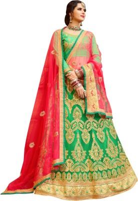 1c65240ea7c58 Buy lehenga choli online in India - Embroidered