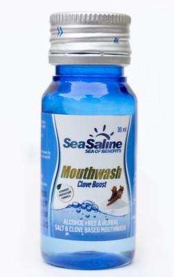 SeaSaline Personal Pack 30ml - 10 Bottles - Clove & Salt(30 ml)