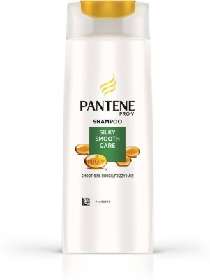 Pantene Silky Smooth Care Shampoo, 80ml