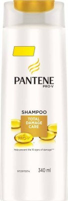 Pantene Total Damage Care Shampoo  340 Ml