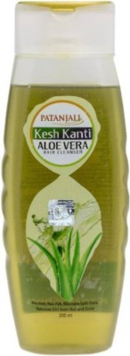 Patanjali Kesh Kanti Aloe Vera Hair Cleanser (200ml)