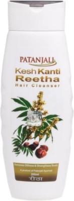 Patanjali Kesh Kanti Reetha Shampoo, 200 ML