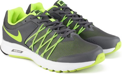 99cee981198ae 30% OFF on Nike NIKE AIR RELENTLESS 6 MSL Running Shoes For Men(Grey) on  Flipkart
