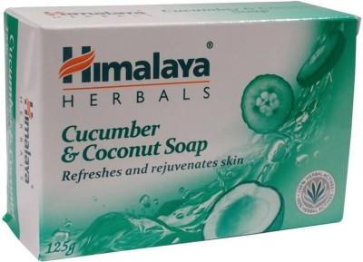 Himalaya Herbals Refreshing Cucumber & Coconut Soap 125 GM