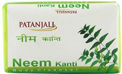Patanjali Neem Kanti Body Cleanser Soap,75 GM