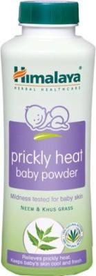 Himalaya Herbal Prickly Heat Baby Powder, 200 gm