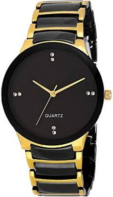 swan 08 T SWAN IIK COLLECTION GOLD MEN'S WATCH Analog Watch   For Men swan Wrist Watches