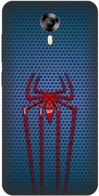 Zootopia Back Cover for Micromax Canvas Xpress 2 E313(Multi-Color, Plastic)