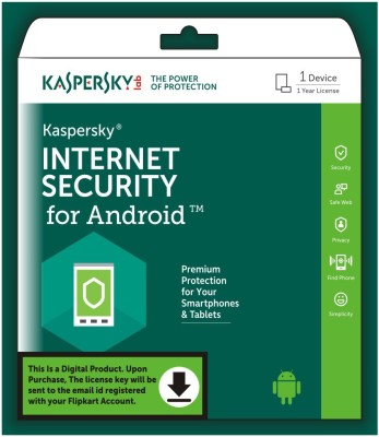 KASPERSKY 1 Year Mobile Security Activation Code(Standard Edition)