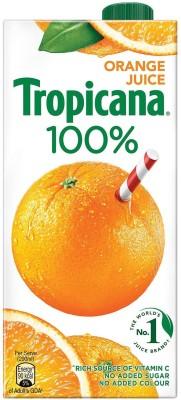 Tropicana 100% Orange Juice(1 L)