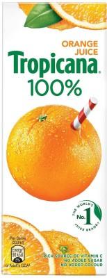 Tropicana 100% Orange Juice(200 ml)