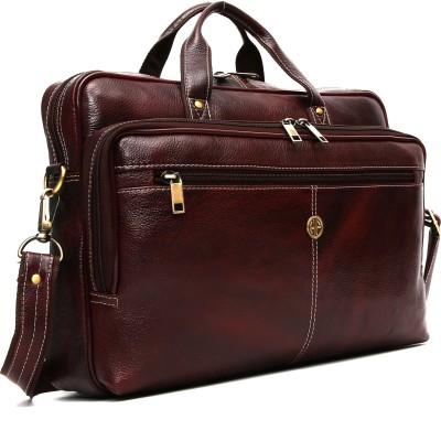 14 inch Expandable Laptop Messenger Bag