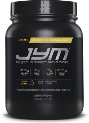 JYM Pro Supplement Science Protein Blends