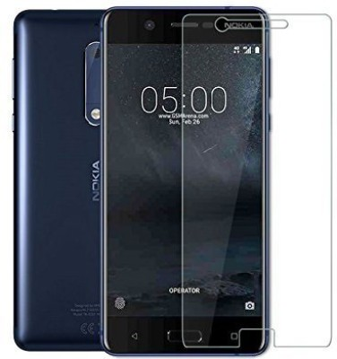 NKCASE Tempered Glass Guard for Nokia 5(Pack of 1)
