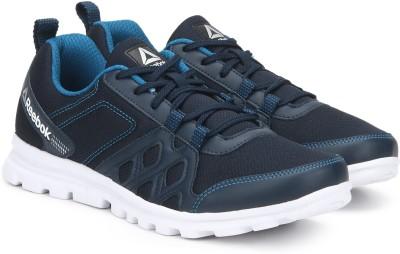1f4923379abc 35% OFF on REEBOK RUN FUSION LP Running Shoes For Men(Blue) on Flipkart