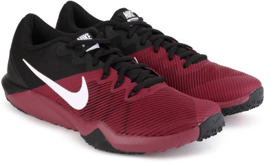 Nike RETALIATION TR Training Shoes For Men(Red, Black) 1
