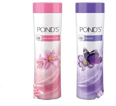 Ponds Freshness Powder With Face Wash(400 g)