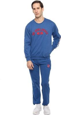 Duke Embroidered Men's Track Suit