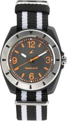 Fastrack 9298PV10 Trendies Analog Watch   For Men Fastrack Wrist Watches