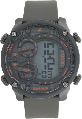 Fastrack 38045PP03 Trendies Digital Watch  - For Men