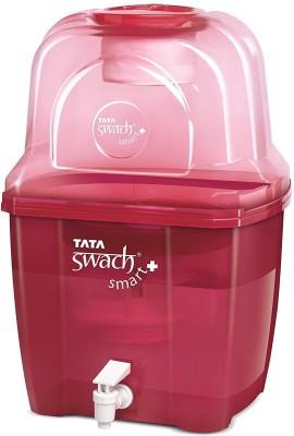 Tata Swach Smart Plus 15 Gravity Based Water Purifier(Red)
