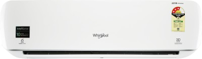 Whirlpool 1 Ton 3 Star BEE Rating 2018 Inverter AC  - White(1T 3D COOL Purafresh Inverter 3S COPR, Copper Condenser)