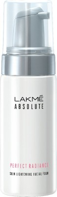 Lakme Absolute Perfect Radiance Skin Lightening Facial Foam