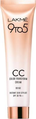 Lakme 9 to 5 Complexion care Color Transform Cream - Beige (30 g)