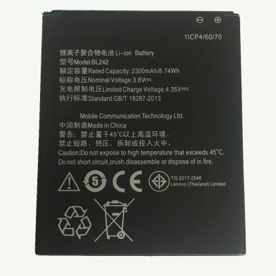 Amnicor Mobile Battery For Lenovo A6000/A6000Plus