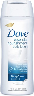 Dove Essential Nourishment Body Lotion with Offer(100 ml)