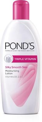 Ponds Triple Vitamin Moisturizing Lotion 300ml