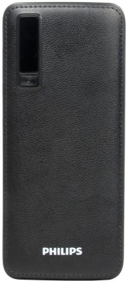 Philips 11000 mah Power Bank (DLP6006B)(Black, Lithium-ion)
