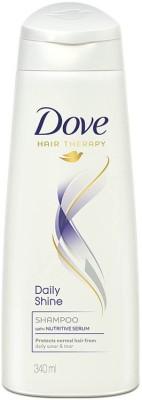 Dove Daily Shine Therapy Shampoo 340ml
