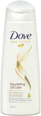 Dove Nourishing Oil Care Nutritive Solutions Shampoo 340ml