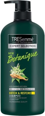 Tresemme Botanique Detox & Restore Shampoo, 580ml