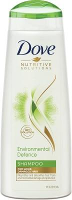 Dove Environmental Defence Shampoo, 180 ML
