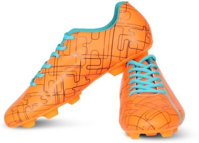 Vector X Football Shoes For Men Blue, Orange Vector X Sports Shoes