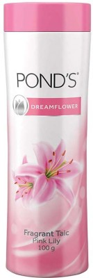 Ponds Dreamflower Fragrant Talc(100 g)