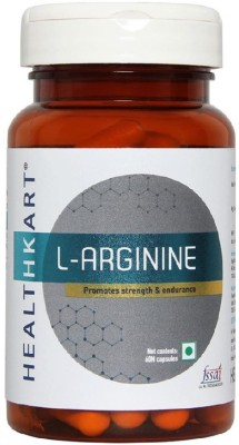 Healthkart L-Arginine Supplement (60 Capsules)