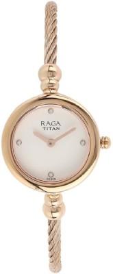 Titan 2586WM01 Raga Watch  - For Women