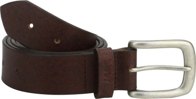 Levi's Men Casual Multicolor Genuine Leather Belt