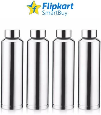 Flipkart SmartBuy Fridge Bottle  - 1 L Steel Fridge Container(Pack of 4, Steel)