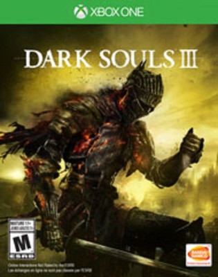Dark Souls III Xbox One (Standard)(combat action game, for XBox One) at flipkart