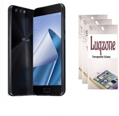 Spectacular Ace Tempered Glass Guard for Asus Zenfone 4 Selfie(Pack of 1)
