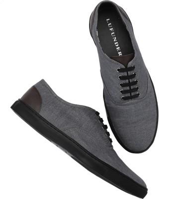 Canvas Shoes For Men(Grey
