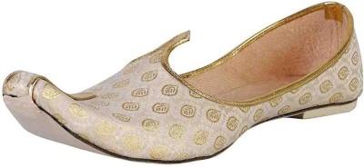 8ff0bfc991ac Vision Art   Craft Men s Gold Wedding   Sherwani Mojaris Jutis For ...