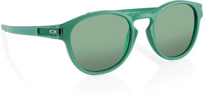 Oakley LATCH Oval Sunglass(Green)