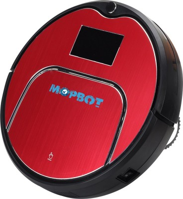 MOPBOT by PATA Electric Company Robotic Floor Vaccumm Dry Vacuum Cleaner(Red)  available at flipkart for Rs.14000